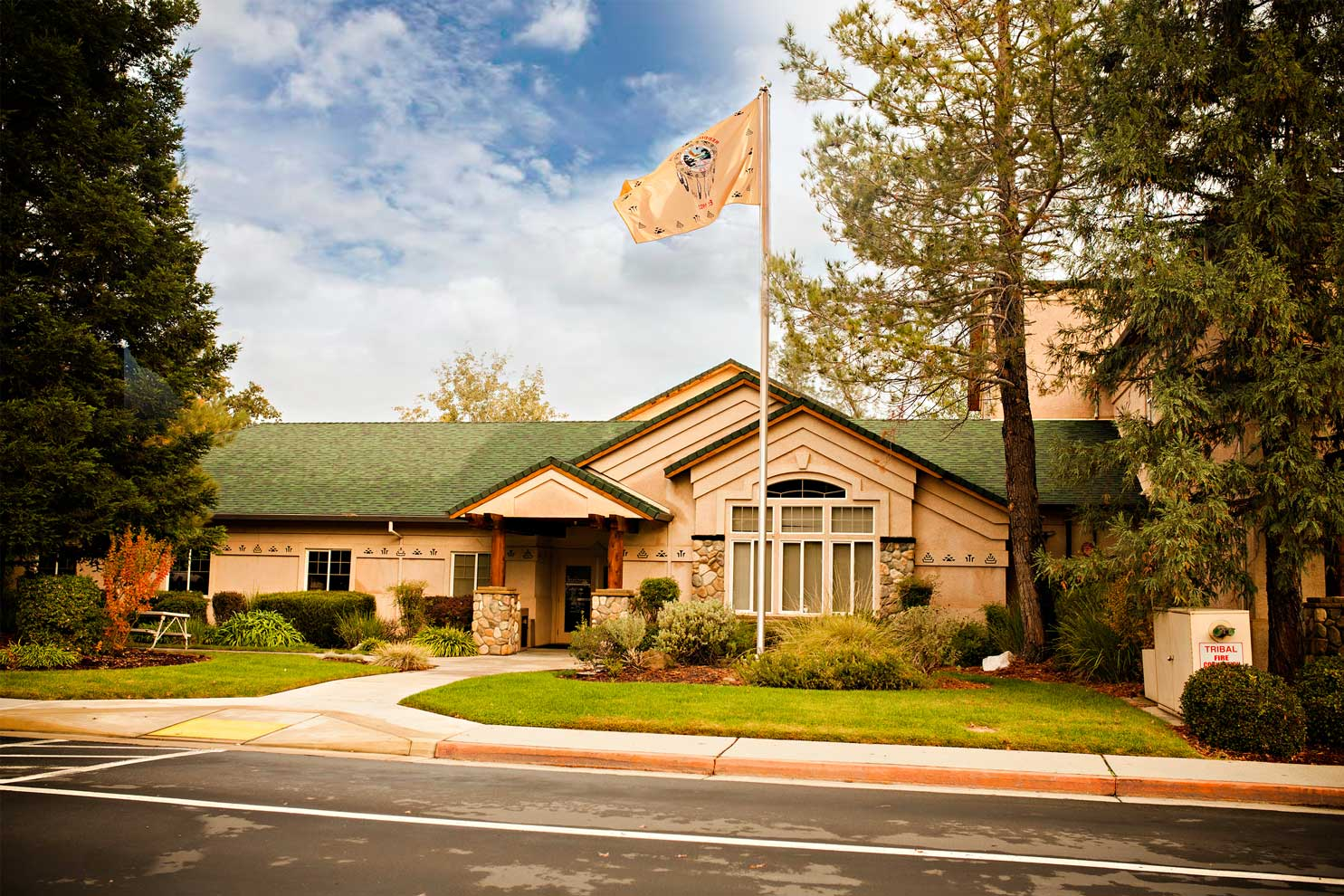 Redding Rancheria Tribal Office
