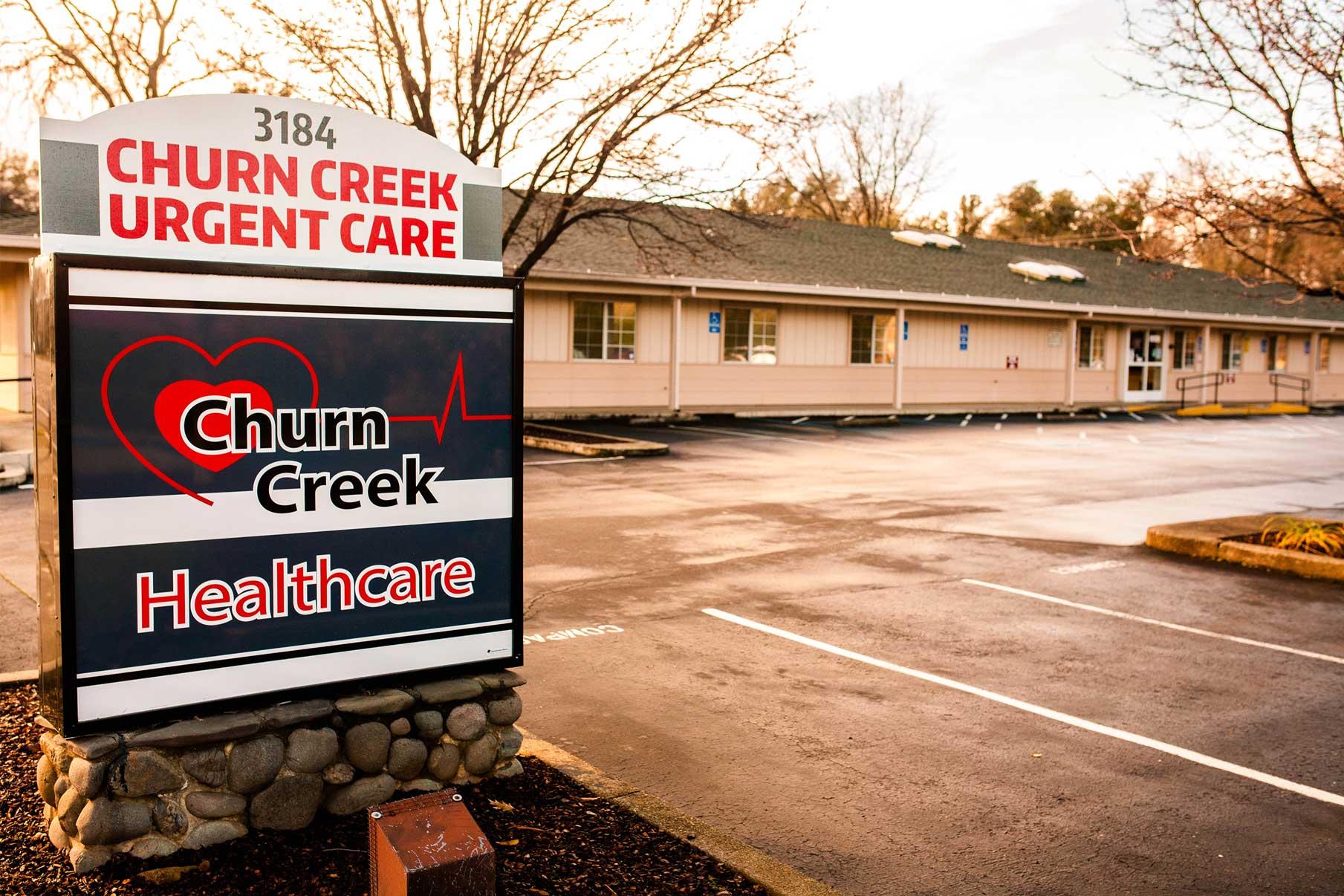 Churn Creek Healthcare