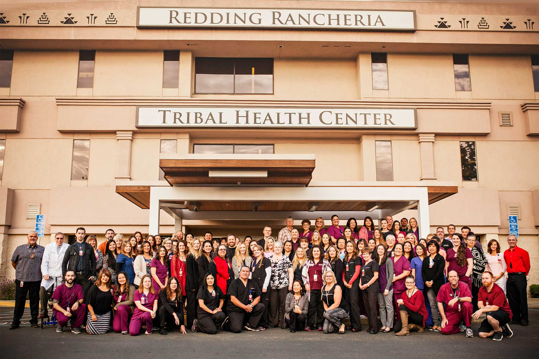 Redding Rancheria Tribal Health Center